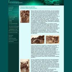 Trésors photographiques de la Société de géographie au CAP HORN (CHILI)