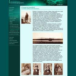 Trésors photographiques de la Société de géographie dans le GRAND NORD