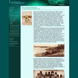 Trésors photographiques de la Société de géographie au VENEZUELA