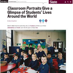 Julian Germain: Photographs of classroom portraits around the world.