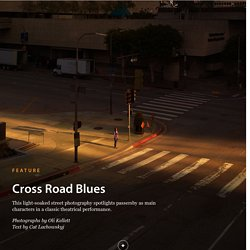 Cross Road Blues - Photographs by Oli Kellett