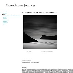 Monochrome Journeys: Photographs by Leon Leijdekkers