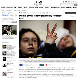 Inside Syria: Photographs by Rodrigo Abd