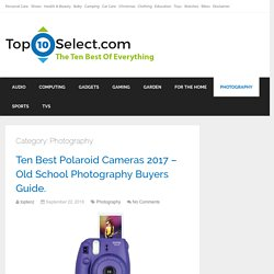 Photography Archives - Top Ten Select