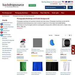 Photography backdrops, Fashion Muslin Studio Background