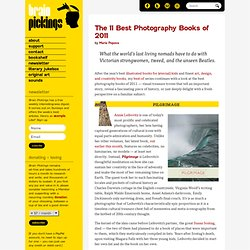 The 11 Best Photography Books of 2011