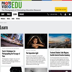 The EDU Photography Content Collection