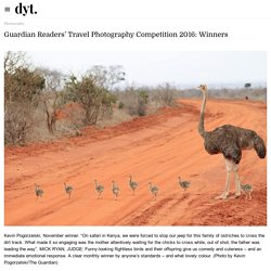 Guardian Readers' Travel Photography Competition 2016: Winners
