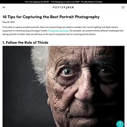 Top 10 Portrait Photography Composition Tips – Posterjack