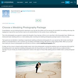 New Jersey Top Wedding Photographers