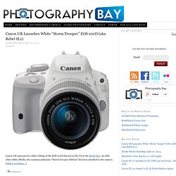 Photography Bay | Digital Camera Reviews, News and Resources