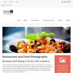 NJ Food Photography, Dining & Restaurant Photography New Jersey