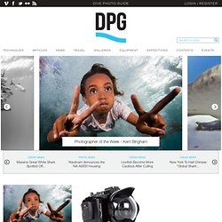 Underwater Photography & Video: DivePhotoGuide.com