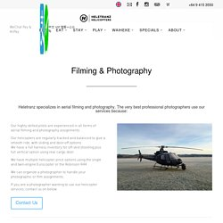 Aerial Photography & Filming