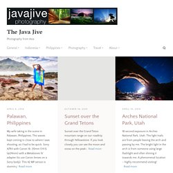 The Java Jive | Photography from Asia