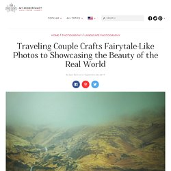 Fairytale Fantasy Photography Highlighting Untouched Beauty the World