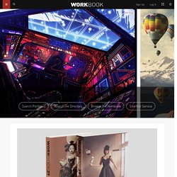 WORKBOOK Photography & Illustration Portfolios, Creative Contact Database
