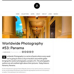 Worldwide Photography #53: Panama