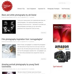 The D-Photo | Photography inspiration & articles | Camera gear | post processing