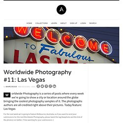 Worldwide Photography #11: Las Vegas