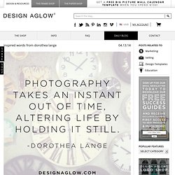 Photography Inspiration Blog