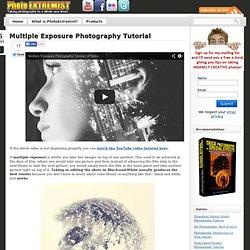 Photo Extremist: Creative Photography Tutorials, Photoshop Tutorials, Instructional Videos