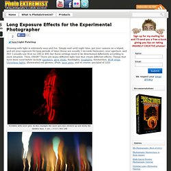 Photo Extremist: Creative Photography Tutorials, Photoshop Tutorials, Instructional Videos