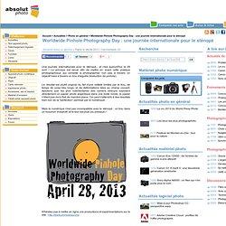 Worldwide Pinhole Photography Day : une journée internationale pour le sténopé