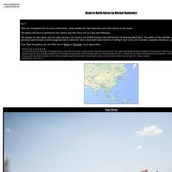 Road to North Korea - Photography - M1key - Michal Huniewicz