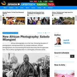 New African Photography: Sabelo Mlangeni