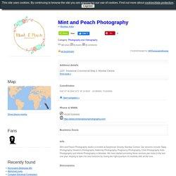 Mint and Peach Photography, Mumbai, India