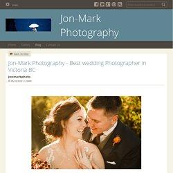 Jon-Mark Photography - Best wedding Photographer in Victoria BC