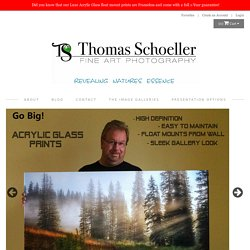 Nature Photographers - Thomas Schoeller