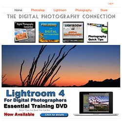 Return To The Digital Photography Connection