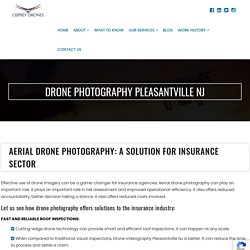 Aerial Photography Pleasantville NJ
