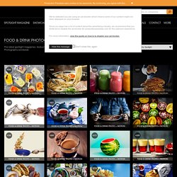 Food & Drink Photography on Production Paradise