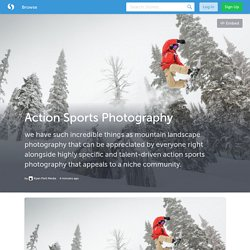 Action Sports Photography (with image) · ryanflettmedia