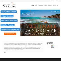 Home | Landscape Photography by Varina Patel – eBooks, Tips, Workshops, Blog