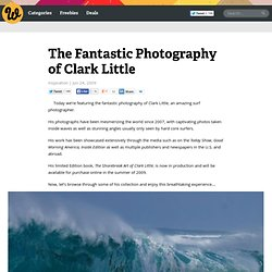 The Fantastic Photography of Clark Little