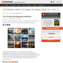 The 12 best photography websites for Canon, Nikon and more