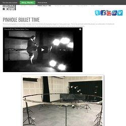 Pinhole Bullet Time - Brandon Griffiths PhotographyBrandon Griffiths Photography