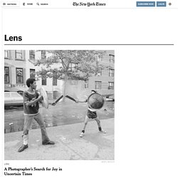 New York Times Photojournalism - Photography, Video and Visual Journalism Archives - Lens Blog