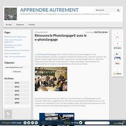 Rénovons le Photolangage© avec le e-photolangage
