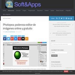 Photopea: poderoso editor de imágenes online y gratuito