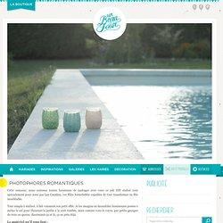 DIY Les Cocottes – Photophores romantiques