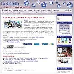 PhotoPin, moteur de recherche de photos en Creative Commons