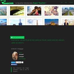 PhotoPin : un moteur de recherche pour chercher des images libre de droits - Padagogie