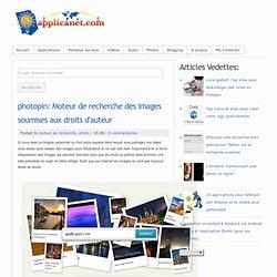 photopin: Moteur de recherche des images soumises aux droits d'auteur