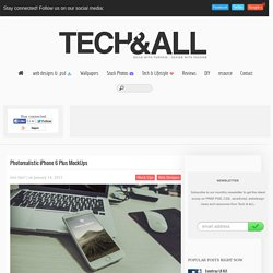 Tech & ALL – PSD, Tech News, and other resources for free