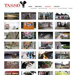 TASSO - Graffoto, PhotoREAListics, StreetArt - Streetart/Graffoto